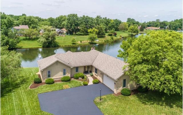 8026 Bayview Point, Indianapolis, IN 46256 (MLS #21649776) :: Richwine Elite Group