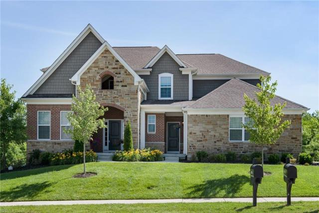 14015 Wilmuth Drive, Carmel, IN 46074 (MLS #21649780) :: The Indy Property Source