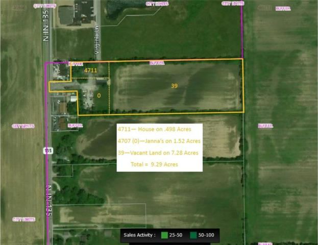 4711 N State Road 135, Franklin, IN 46131 (MLS #21649792) :: The Indy Property Source