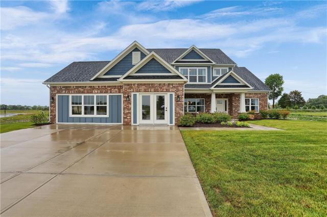 4544 W Rising Sun Drive, New Palestine, IN 46163 (MLS #21649795) :: The Indy Property Source