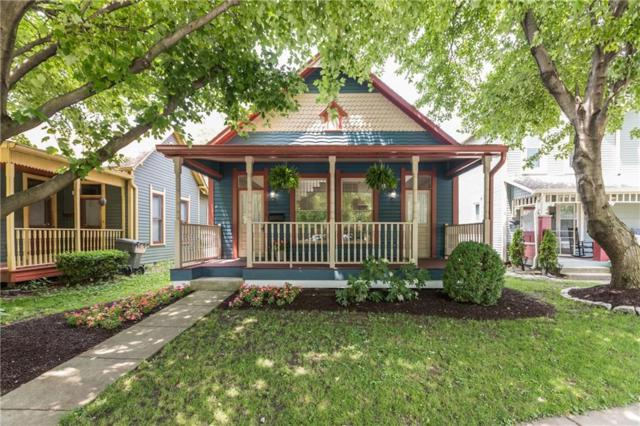 910 Fayette Street, Indianapolis, IN 46202 (MLS #21649817) :: AR/haus Group Realty