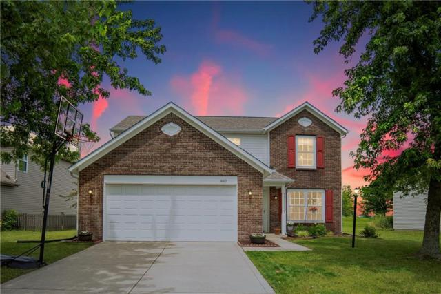 1682 Cold Spring Drive, Brownsburg, IN 46112 (MLS #21649821) :: The Indy Property Source