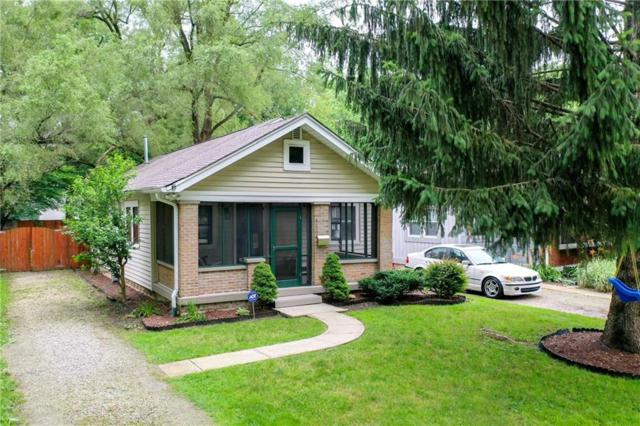 4938 Crittenden Avenue, Indianapolis, IN 46205 (MLS #21649845) :: Mike Price Realty Team - RE/MAX Centerstone