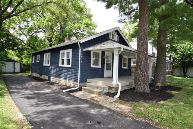 4928 Brouse, Indianapolis, IN 46205 (MLS #21649852) :: Mike Price Realty Team - RE/MAX Centerstone