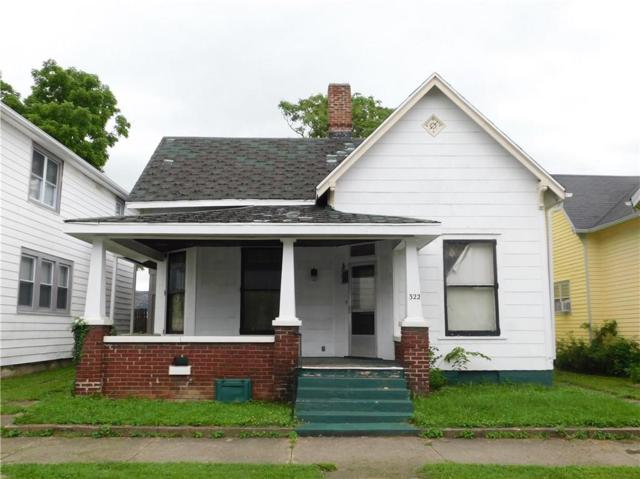 322 S West Street, Shelbyville, IN 46176 (MLS #21649899) :: HergGroup Indianapolis