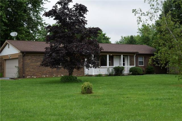 10809 N Dake Lake Drive, Mooresville, IN 46158 (MLS #21649901) :: The Indy Property Source