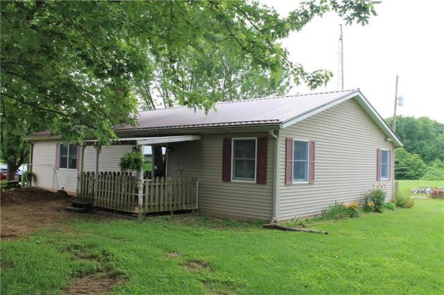 4250 S 600 W., Crawfordsville, IN 47933 (MLS #21649947) :: HergGroup Indianapolis