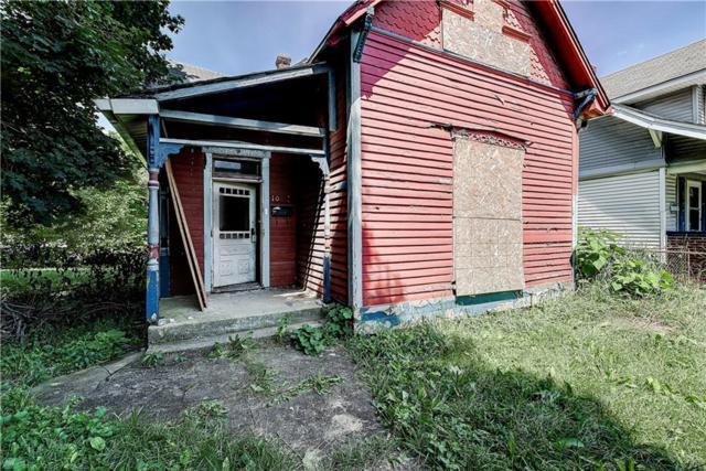 1046 Churchman Avenue, Indianapolis, IN 46203 (MLS #21649948) :: David Brenton's Team