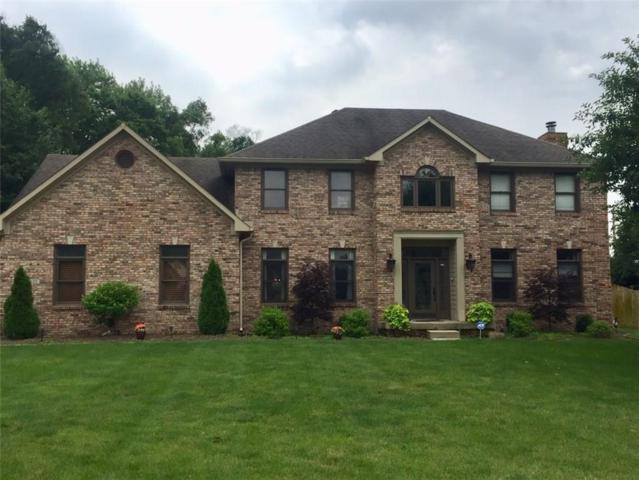 4489 Annelo Drive, Greenwood, IN 46142 (MLS #21649950) :: Heard Real Estate Team | eXp Realty, LLC