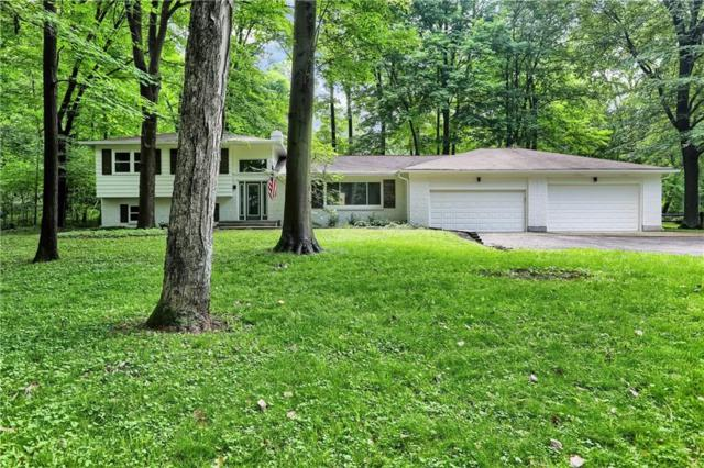 11921 Westwood Drive, Carmel, IN 46033 (MLS #21649955) :: The ORR Home Selling Team
