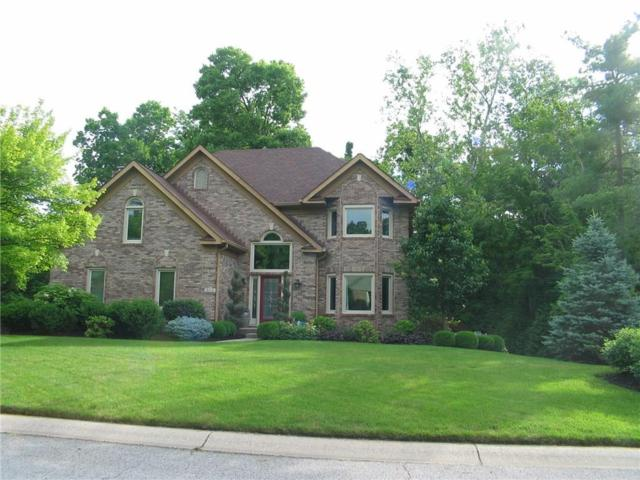 8413 Twin Pointe Circle, Indianapolis, IN 46236 (MLS #21649964) :: Richwine Elite Group