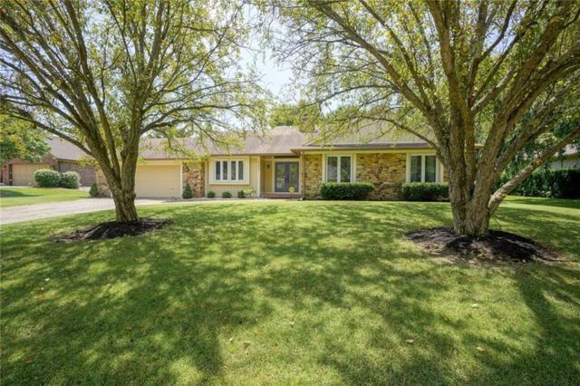 4353 W Hunters Ridge Lane, Greenwood, IN 46143 (MLS #21649977) :: Heard Real Estate Team   eXp Realty, LLC