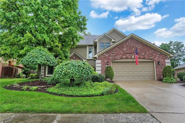 7613 Huddleston Drive E, Indianapolis, IN 46217 (MLS #21649983) :: AR/haus Group Realty