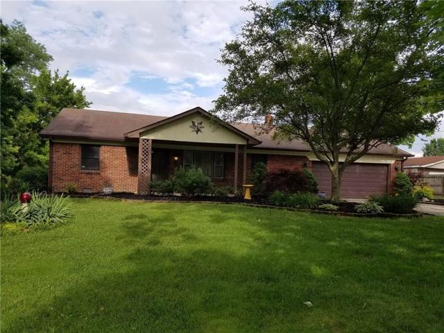 501 Morristown Pike, Greenfield, IN 46140 (MLS #21650015) :: Heard Real Estate Team | eXp Realty, LLC