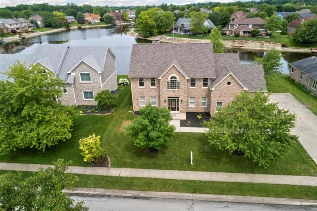 8329 Misty Drive, Indianapolis, IN 46236 (MLS #21650027) :: AR/haus Group Realty