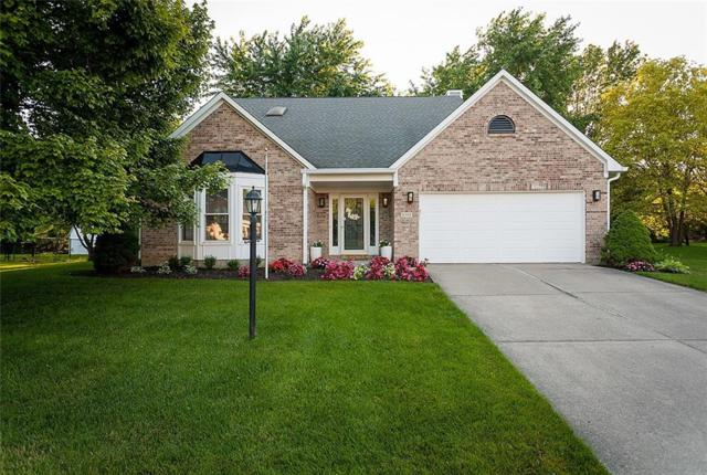 8558 Knoll Crossing, Fishers, IN 46038 (MLS #21650045) :: AR/haus Group Realty