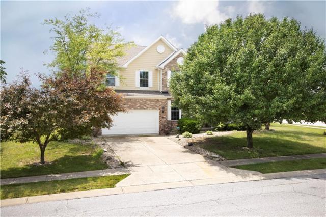 4088 Hickory Ridge Boulevard, Greenwood, IN 46143 (MLS #21650071) :: Heard Real Estate Team   eXp Realty, LLC