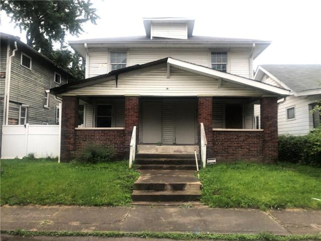 409 N Oakland Avenue, Indianapolis, IN 46201 (MLS #21650082) :: AR/haus Group Realty