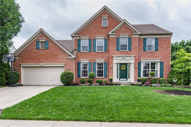 10092 Parkshore Drive, Fishers, IN 46038 (MLS #21650092) :: AR/haus Group Realty