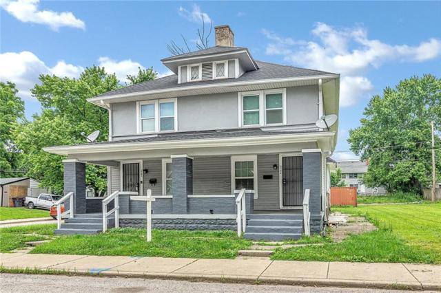 3702-04 E New York Street, Indianapolis, IN 46201 (MLS #21650139) :: AR/haus Group Realty