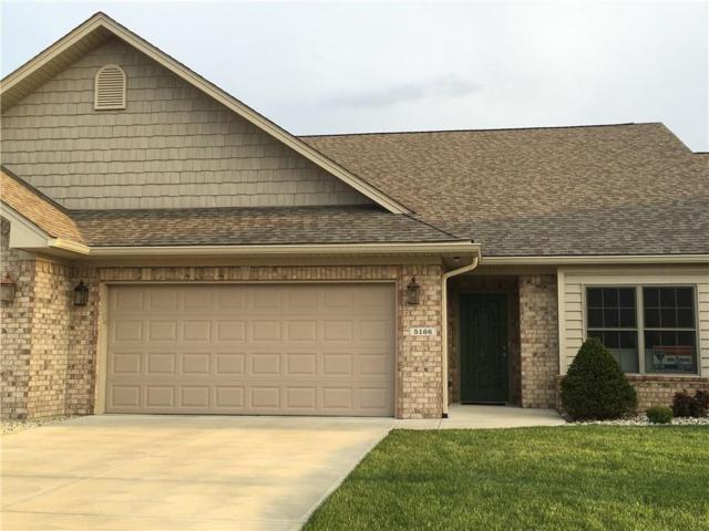 5166 Marco Drive, Columbus, IN 47203 (MLS #21650144) :: The Indy Property Source