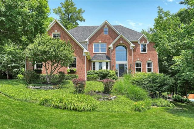 12344 Ridgeside Road, Indianapolis, IN 46256 (MLS #21650147) :: Mike Price Realty Team - RE/MAX Centerstone