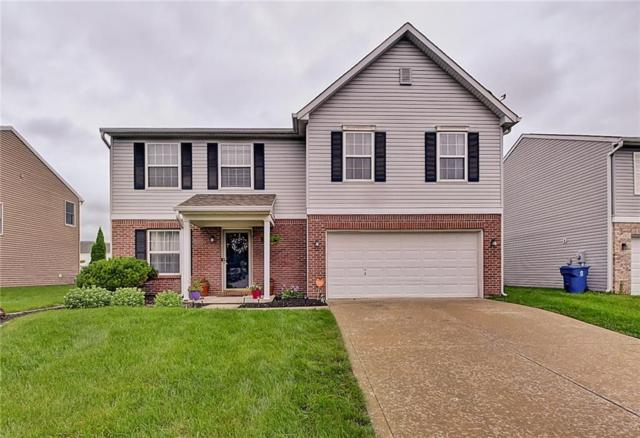 1653 Blackmore Drive, Indianapolis, IN 46231 (MLS #21650168) :: Richwine Elite Group