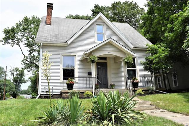 396 W Jefferson Street, Franklin, IN 46131 (MLS #21650182) :: FC Tucker Company