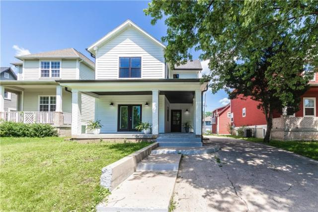 2023 Broadway Street, Indianapolis, IN 46202 (MLS #21650202) :: The ORR Home Selling Team