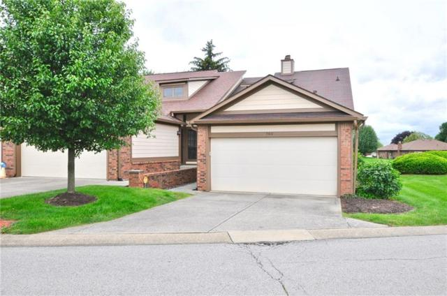 560 Cielo Vista Court, Greenwood, IN 46143 (MLS #21650207) :: The Indy Property Source