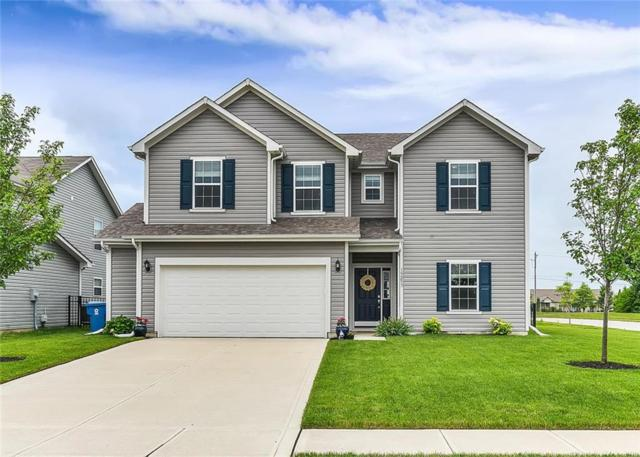 15253 Silver Charm Drive, Noblesville, IN 46060 (MLS #21650209) :: Mike Price Realty Team - RE/MAX Centerstone