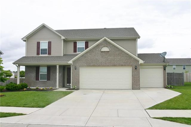 2214 Mozart Drive, Greenfield, IN 46140 (MLS #21650214) :: HergGroup Indianapolis