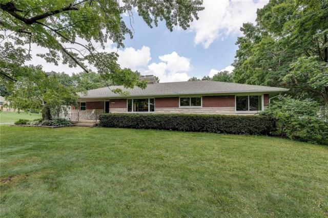 3535 Tulip Drive, Indianapolis, IN 46227 (MLS #21650272) :: Richwine Elite Group