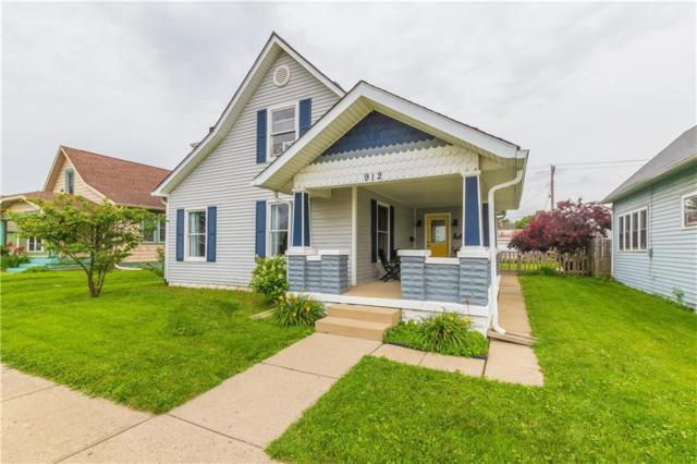 912 W Main Street, Greenfield, IN 46140 (MLS #21650282) :: HergGroup Indianapolis