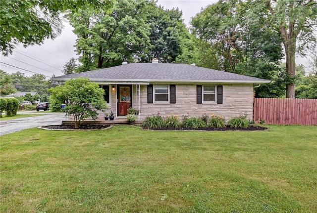 2064 W 63rd Street, Indianapolis, IN 46260 (MLS #21650299) :: AR/haus Group Realty