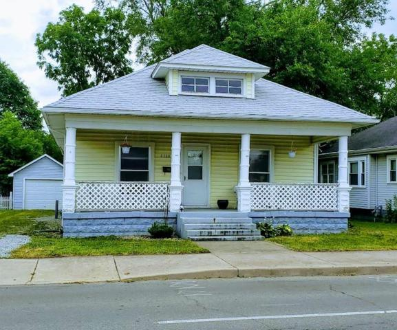 2308 Main Street, Anderson, IN 46016 (MLS #21650310) :: Mike Price Realty Team - RE/MAX Centerstone