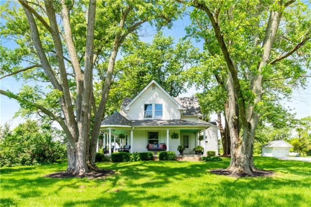 402 Campbell Road, Greenwood, IN 46143 (MLS #21650355) :: FC Tucker Company