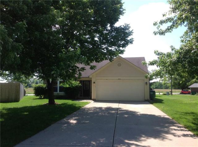 1973 Harvest Meadows Drive S, Westfield, IN 46074 (MLS #21650384) :: The Indy Property Source
