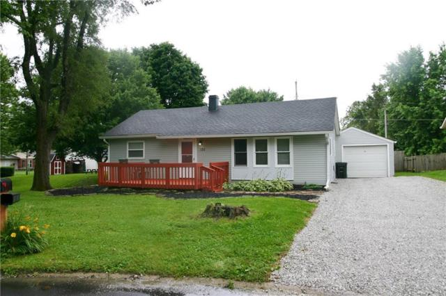 131 Plaza Drive, Greenfield, IN 46140 (MLS #21650392) :: HergGroup Indianapolis