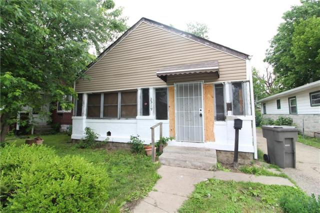 2519 Ethel Avenue, Indianapolis, IN 46208 (MLS #21650397) :: AR/haus Group Realty