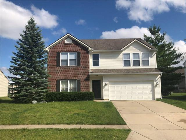1659 Juniper Lane, Greenwood, IN 46143 (MLS #21650404) :: The Indy Property Source