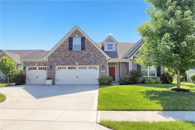 16048 Plains Road, Noblesville, IN 46062 (MLS #21650408) :: The Indy Property Source