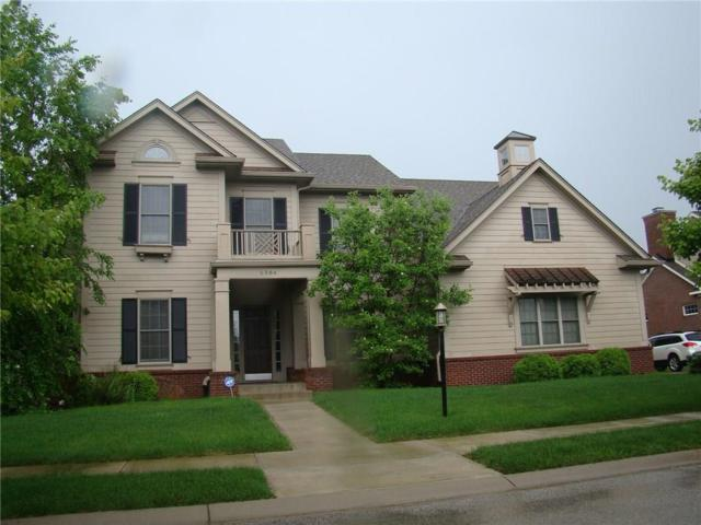 5386 N Grandin Hall Circle, Carmel, IN 46033 (MLS #21650461) :: FC Tucker Company