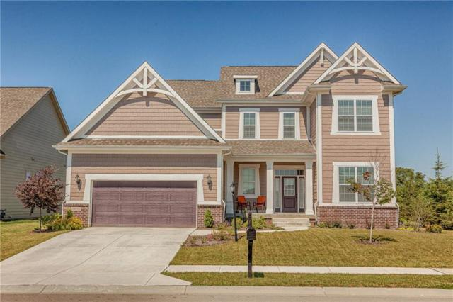 10539 Hinterland Drive, Fishers, IN 46038 (MLS #21650474) :: AR/haus Group Realty