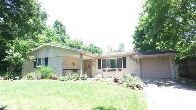 647 Hawley Drive, Danville, IN 46122 (MLS #21650546) :: The ORR Home Selling Team
