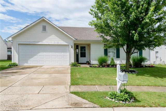 10708 Tanbark Drive, Indianapolis, IN 46235 (MLS #21650553) :: Mike Price Realty Team - RE/MAX Centerstone