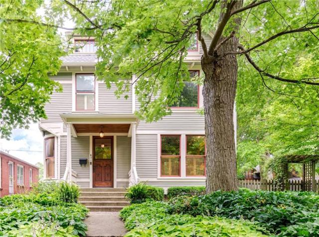 671 Woodruff Place East Drive, Indianapolis, IN 46201 (MLS #21650558) :: The ORR Home Selling Team