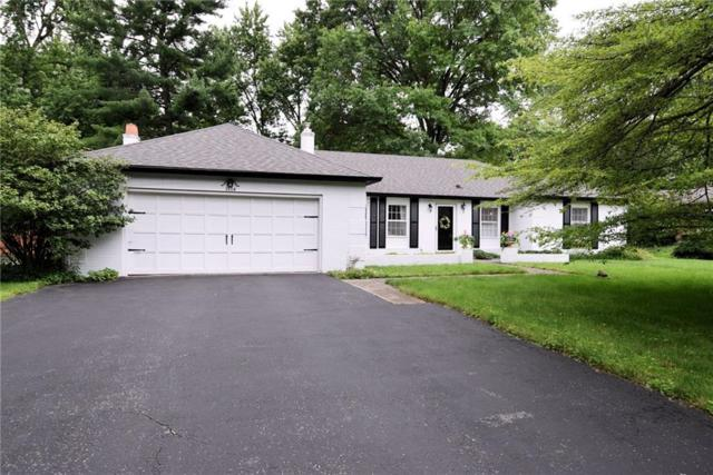 1114 S Navajo Trails Drive, Indianapolis, IN 46260 (MLS #21650560) :: AR/haus Group Realty