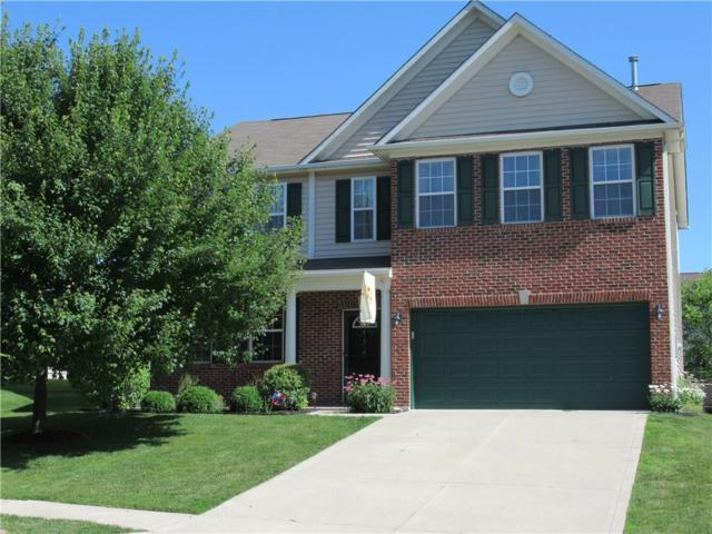 10930 Glazer Way, Fishers, IN 46038 (MLS #21650561) :: HergGroup Indianapolis