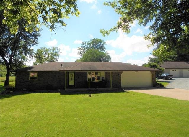 4829 Alexandria Pike, Anderson, IN 46012 (MLS #21650569) :: HergGroup Indianapolis